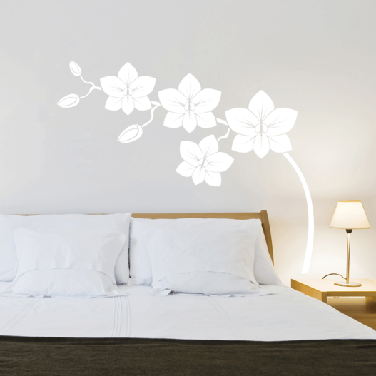 Orkide wallsticker