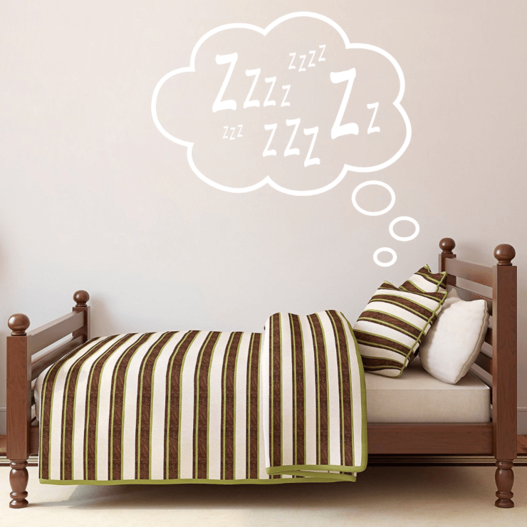 Zzz wallsticker