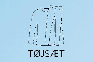 Tøjsæt