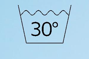 Vaskemærke 30