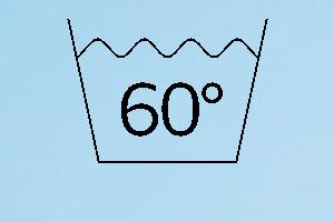 Vaskemærke 60