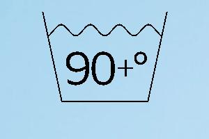 Vaskemærke 90