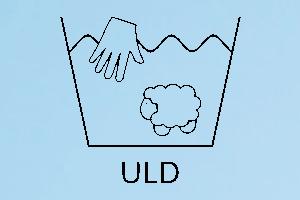 Vaskemærke uld1