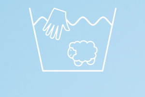 Vaskemærke uld2