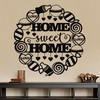 #3 Home sweet home wallsticker