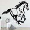 Galoperende hest wallsticker, heste wallstickers