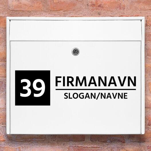1-firmanavn